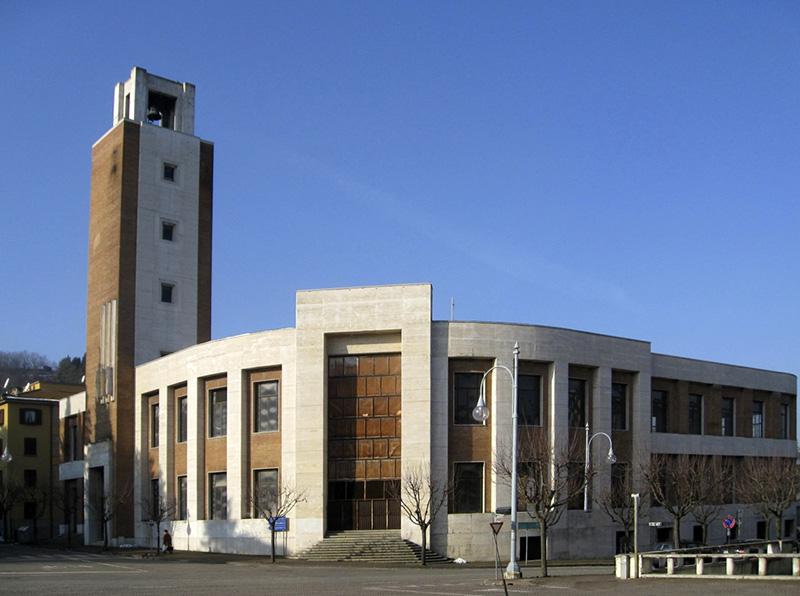 Casa del fascio a Predappio (FC)